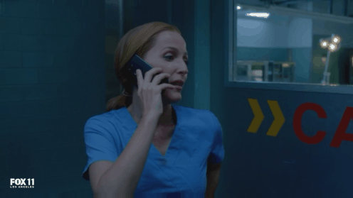 X Files Nexus 6 Scully KK