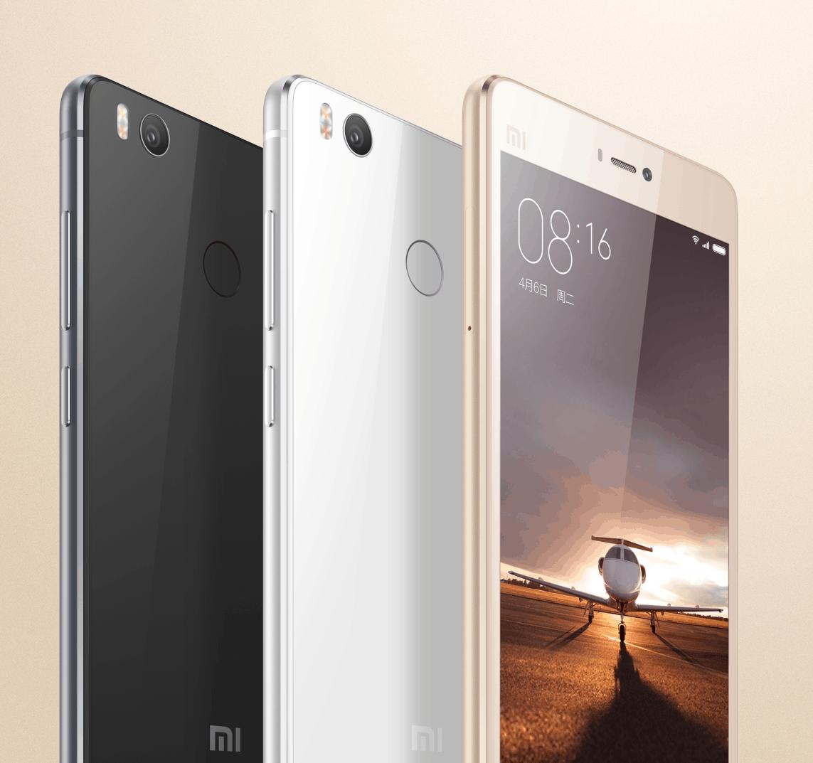 Xiaomi Mi 4S 3