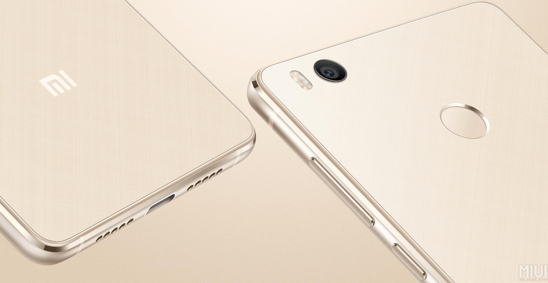 Xiaomi Mi 4S 5
