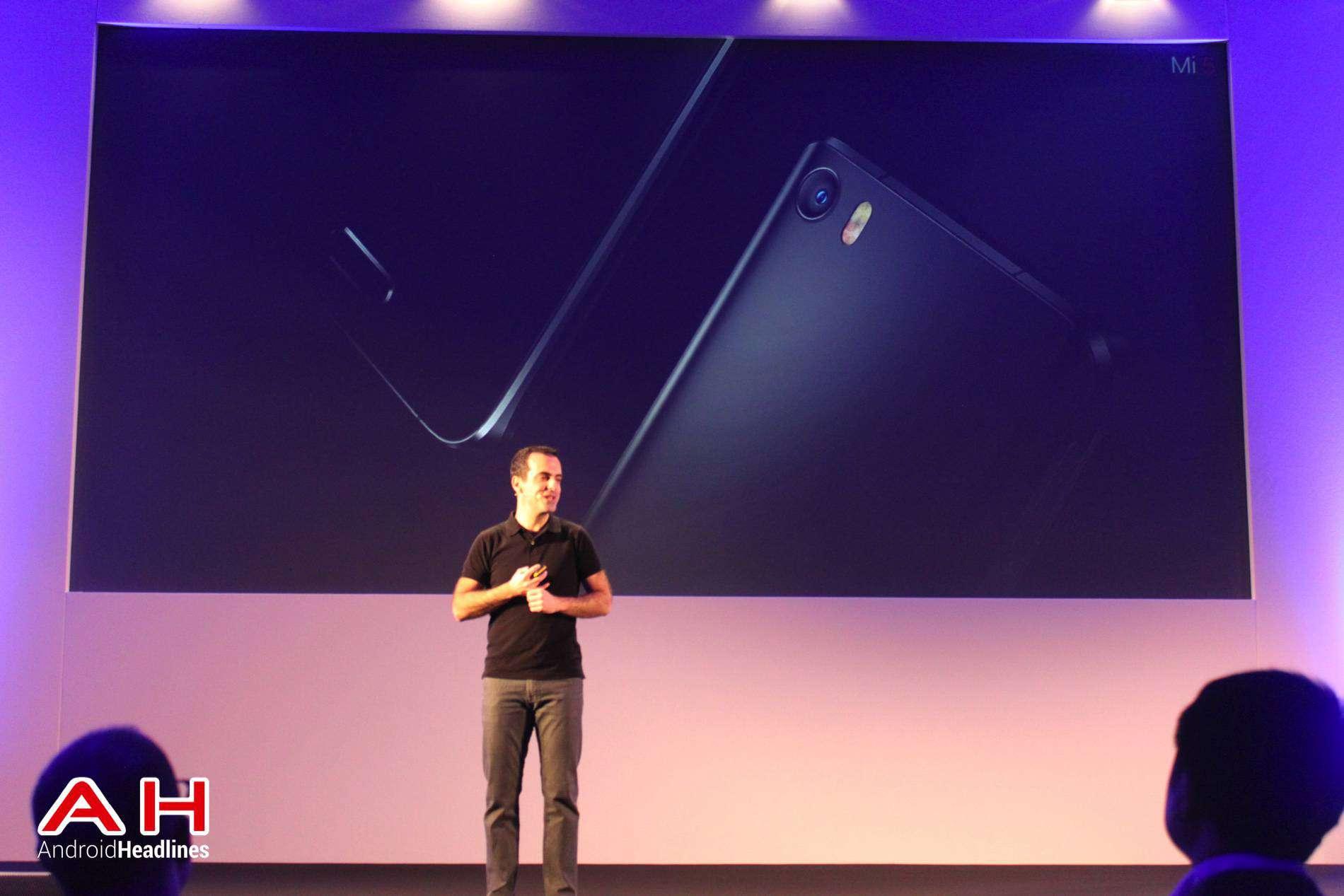 Xiaomi Mi 5 MWC AH 02