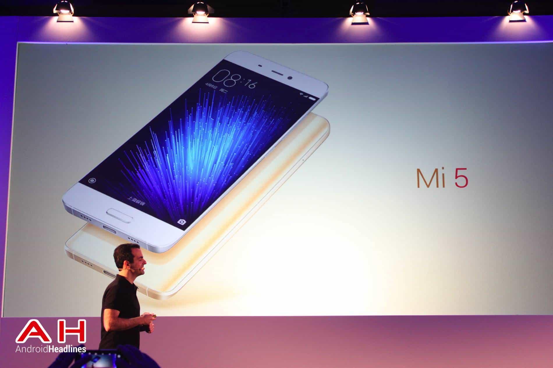 Xiaomi Mi 5 MWC AH 11
