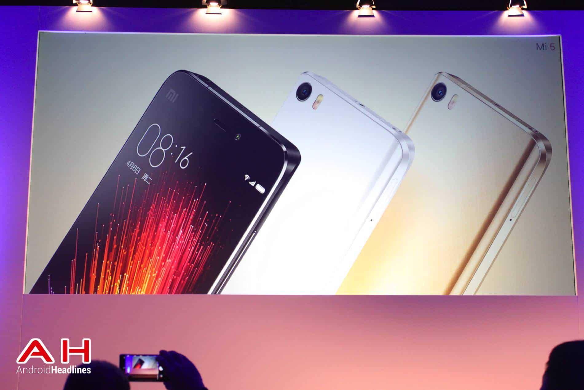 Xiaomi Mi 5 MWC AH 13