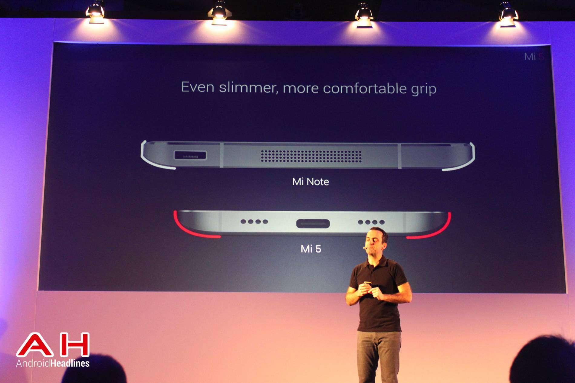 Xiaomi Mi 5 MWC AH 17