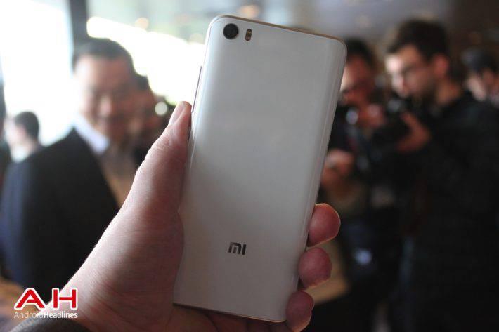 Xiaomi Mi 5 MWC AH 22