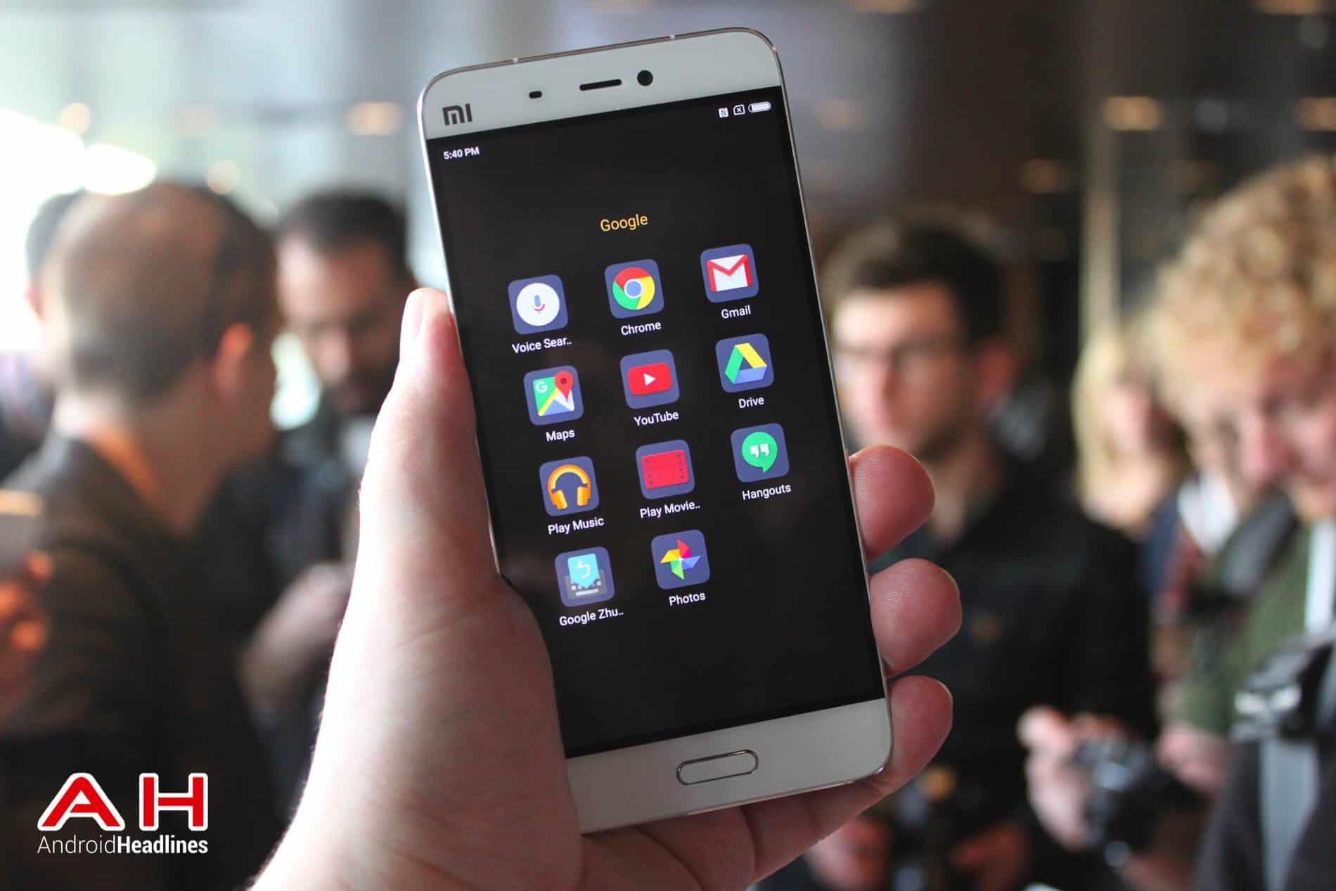Xiaomi Mi 5 MWC AH 27