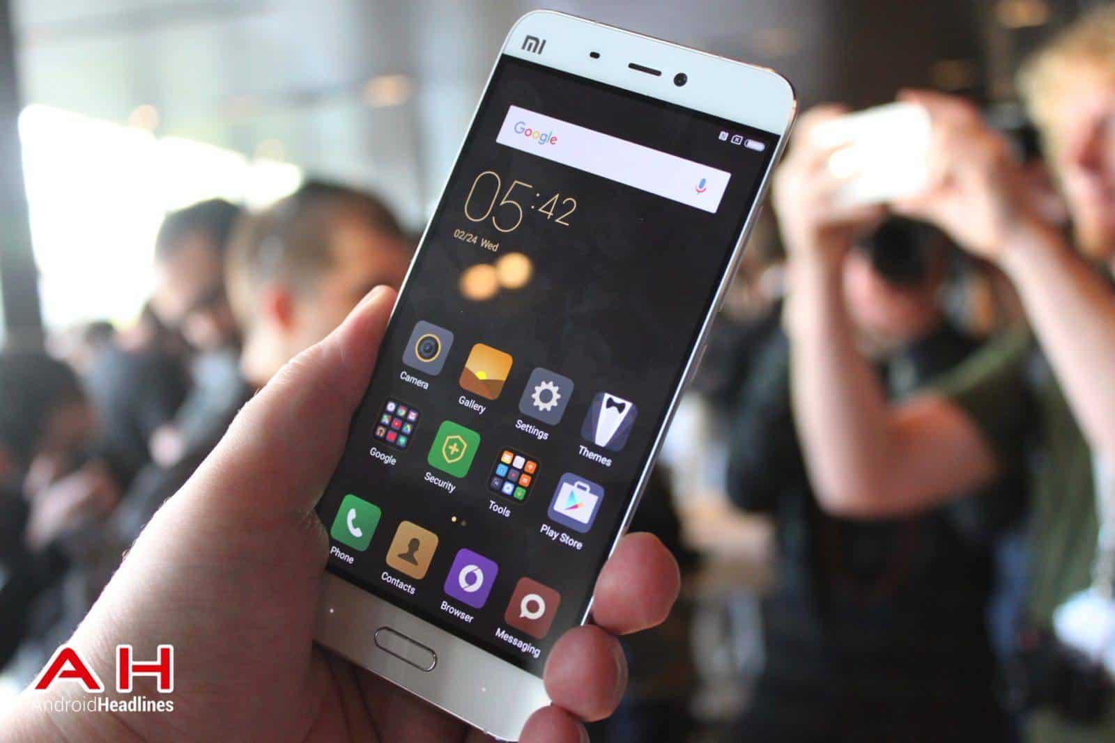 Xiaomi Mi 5 MWC AH 35