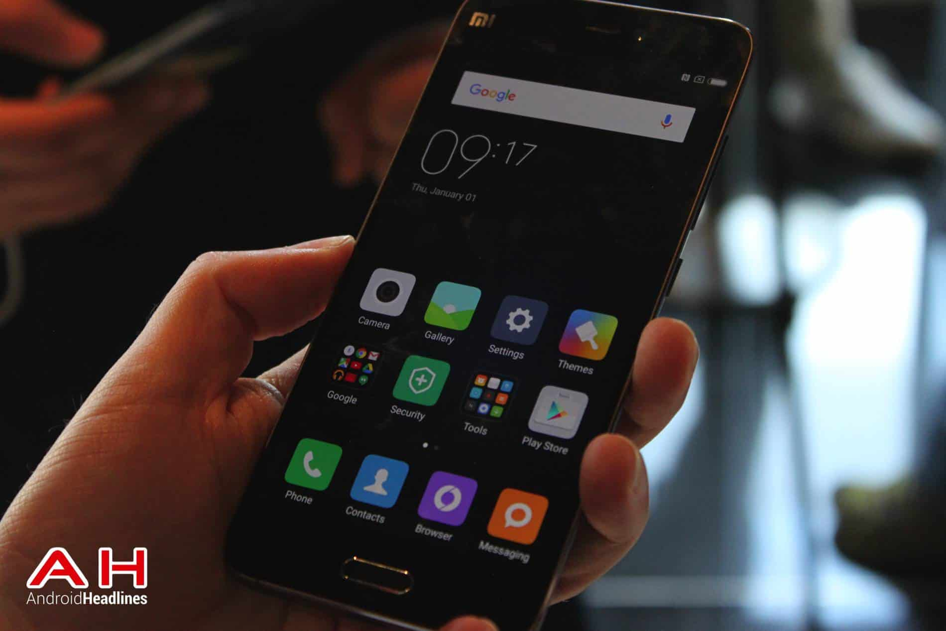Xiaomi Mi 5 Specifications Android News