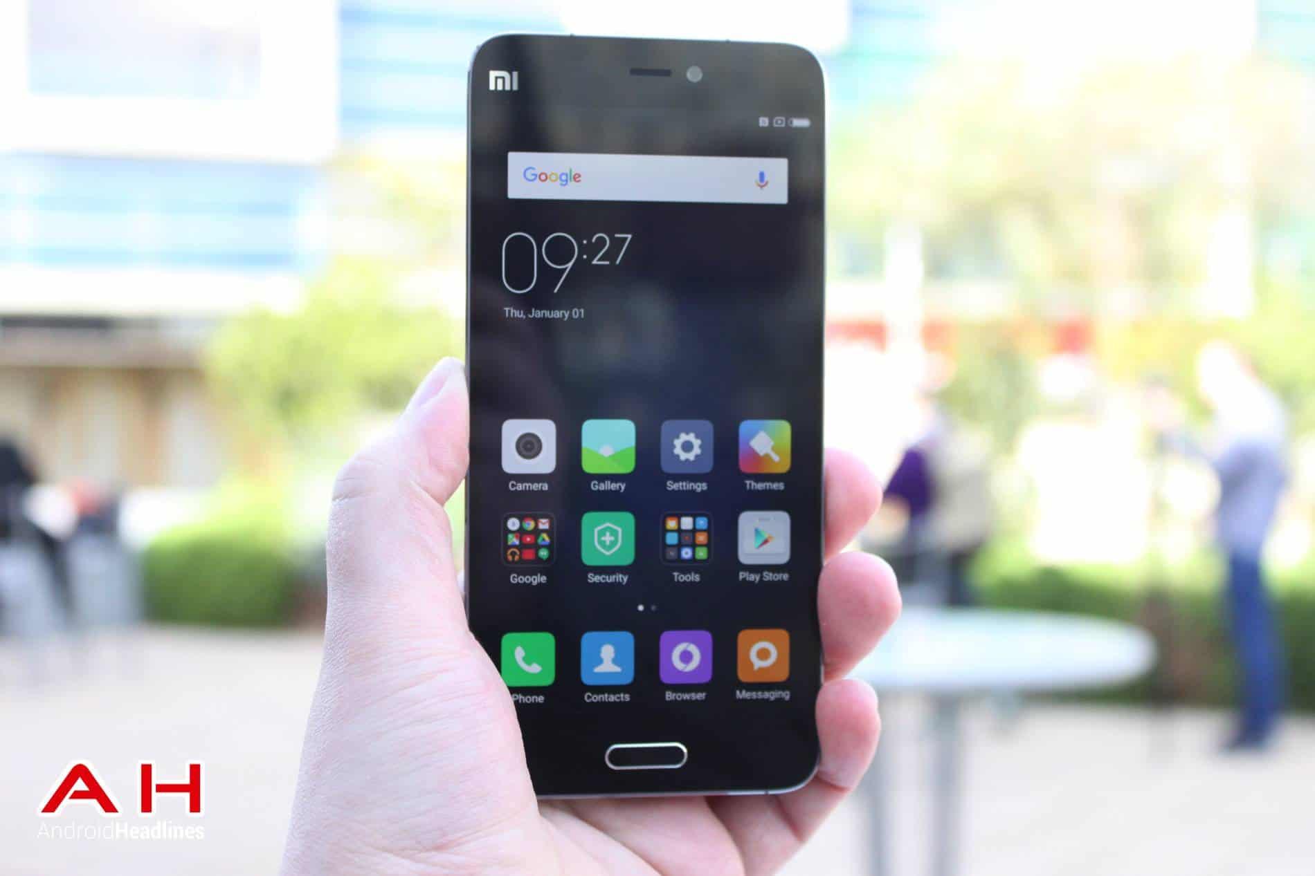 Xiaomi Mi 5 MWC AH 68