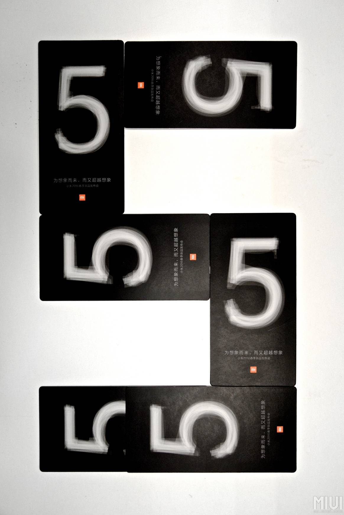 Xiaomi Mi 5 invitation 5