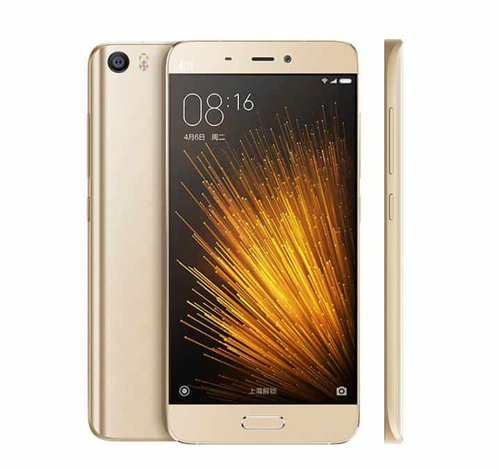 Xiaomi Mi 5 official image 15