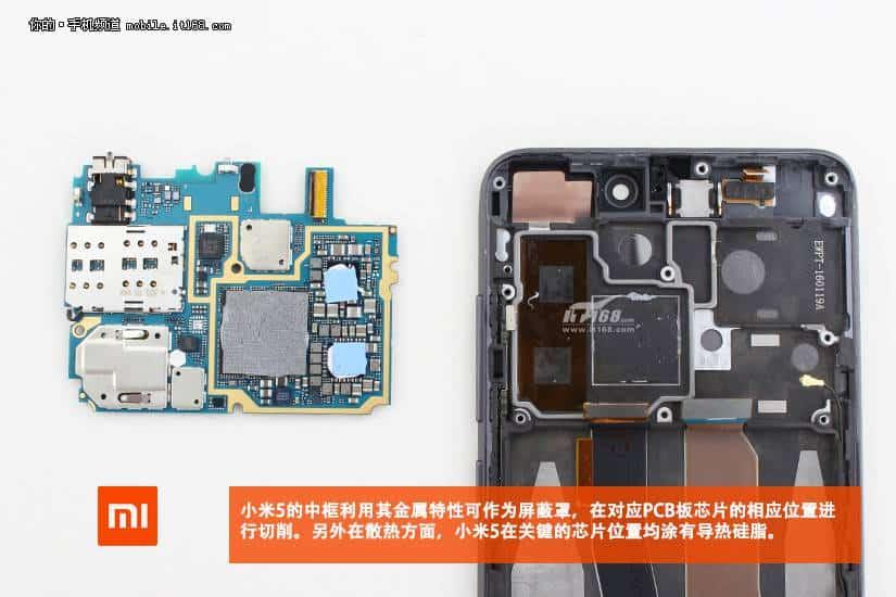 Xiaomi Mi 5 teardown 10 IT168