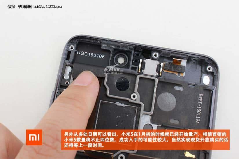 Xiaomi Mi 5 teardown 11 IT168