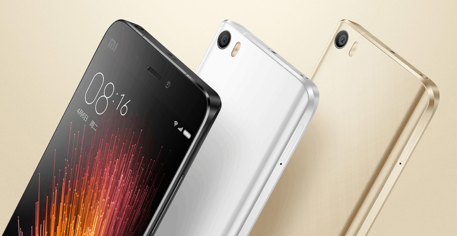 Xiaomi Mi 5 2