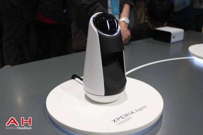 Xperia Agent Concept MWC AH 3