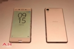 Xperia X Hands On MWC AH 1