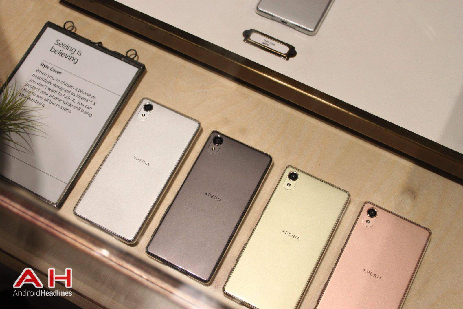 Xperia X Hands On MWC AH 18