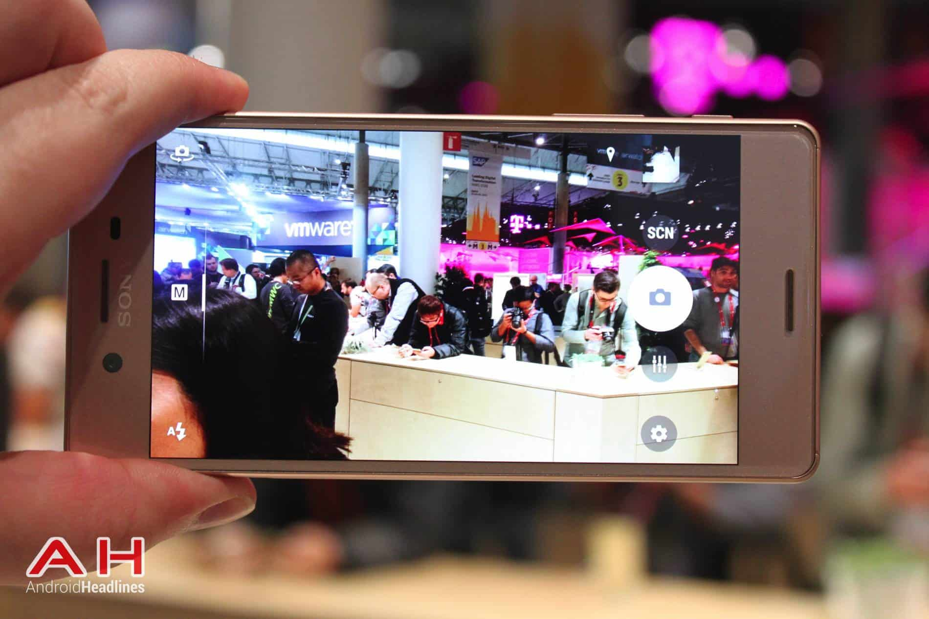 Xperia X Hands On MWC AH 23