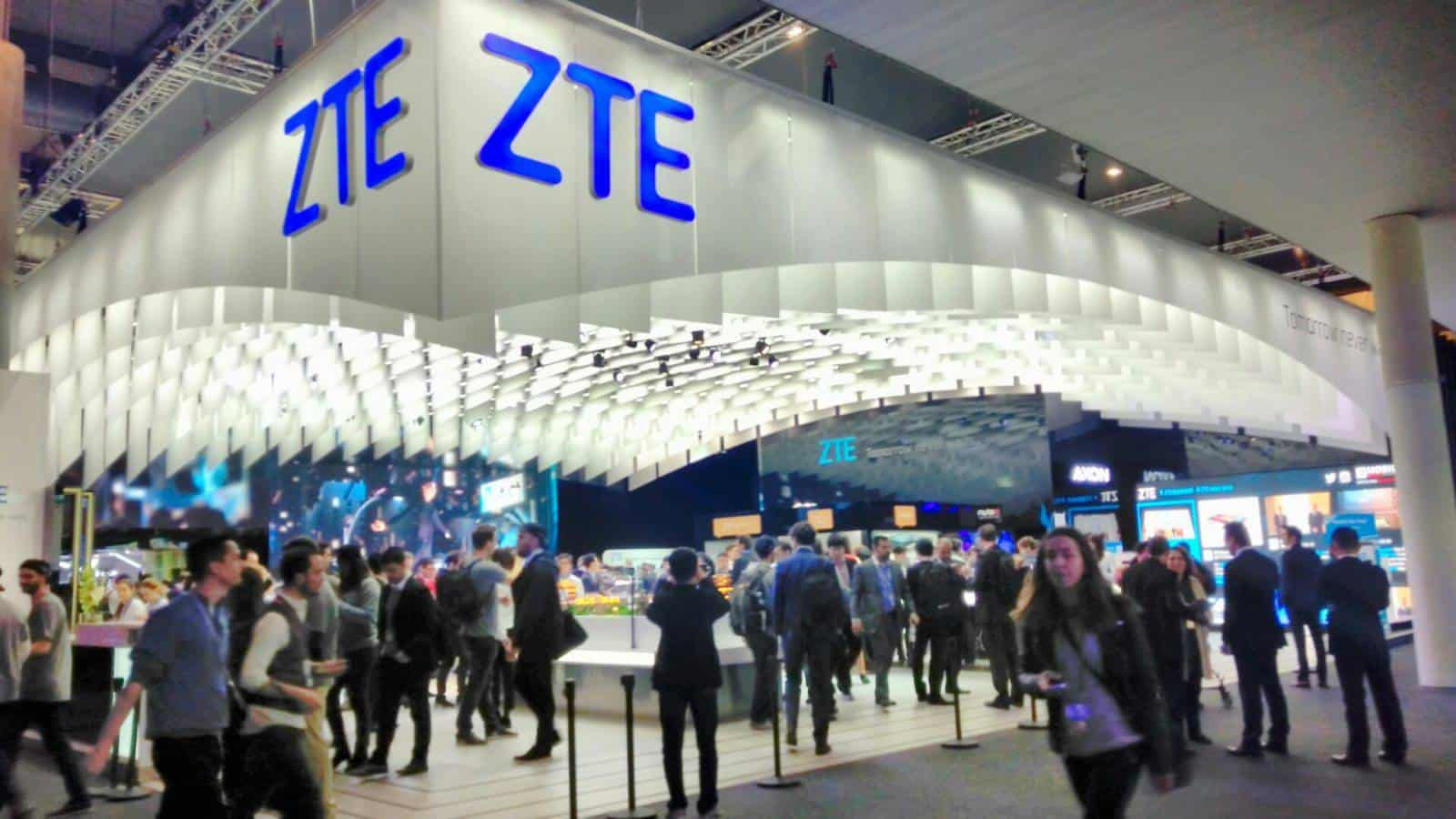ZTE MWC 2016 booth_1