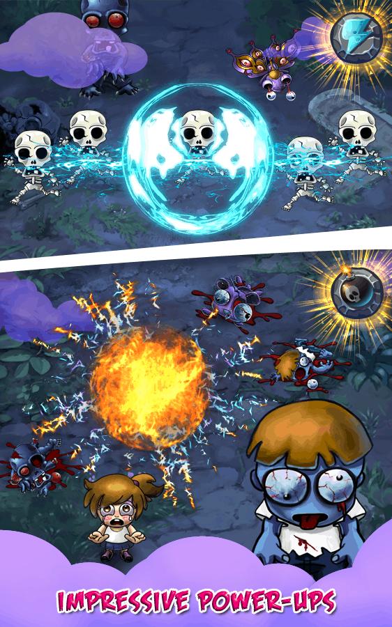 Zombie Power-ups