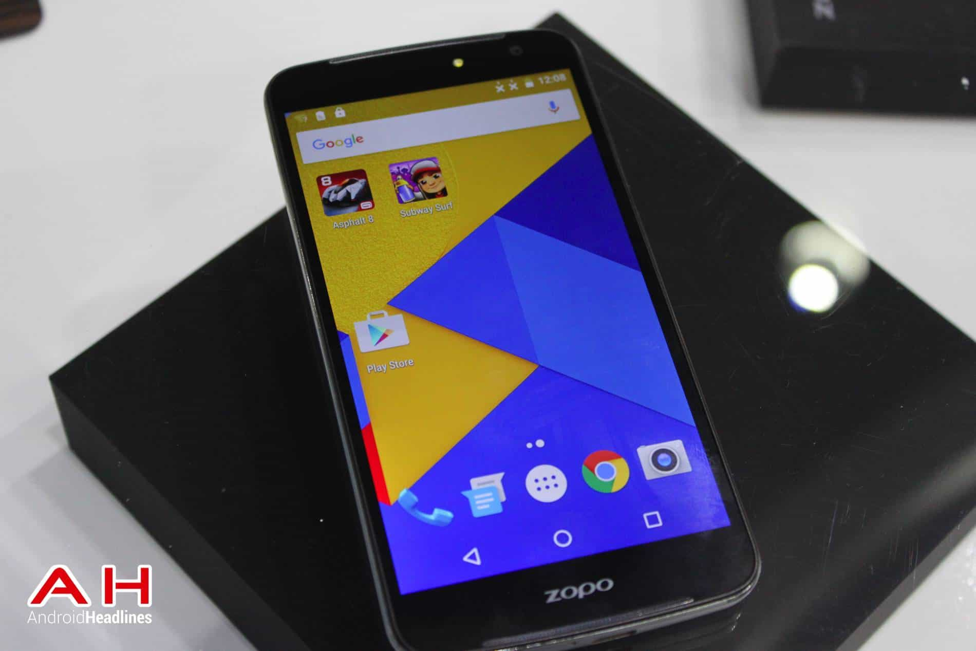 Zopo Speed 8 MWC AH 16