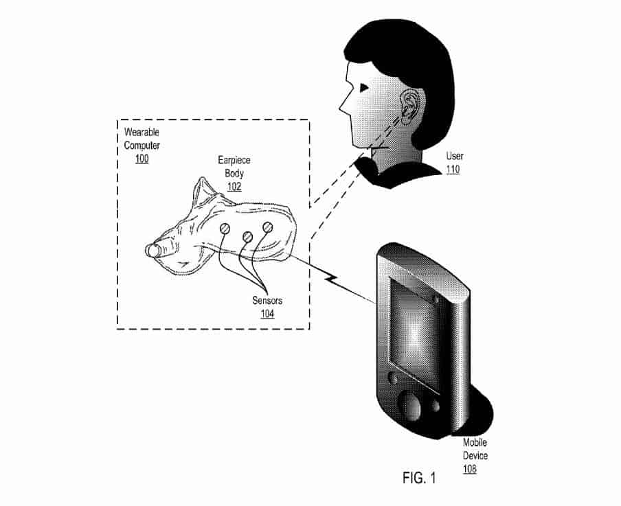 google-project-aura-hearable-patent