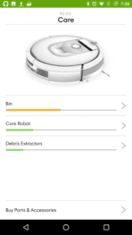 iRobot Roomba 980 AH NS app care 1