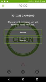 Job paused