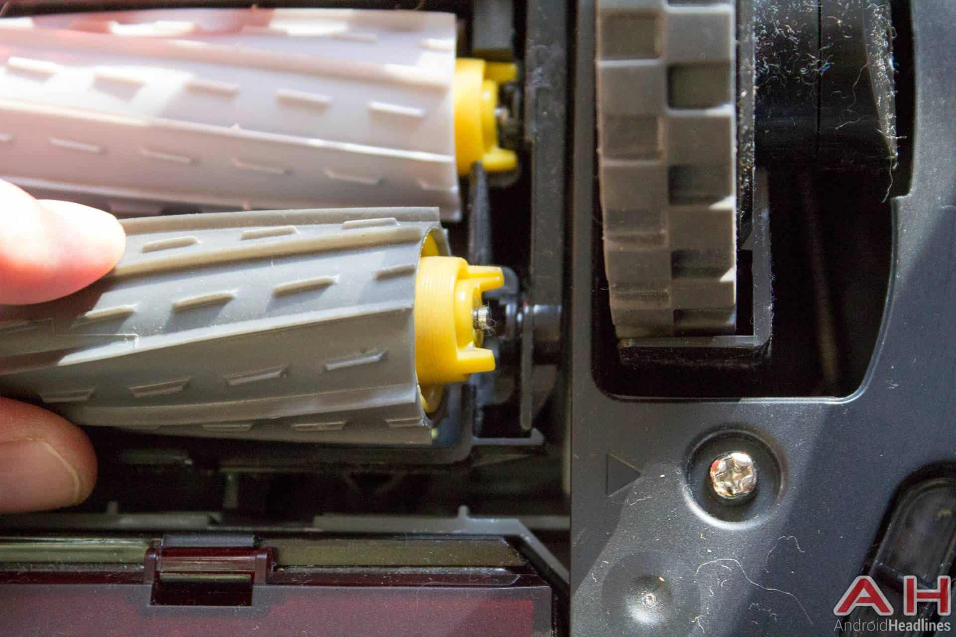 iRobot Roomba 980 AH NS dirt extractor 3