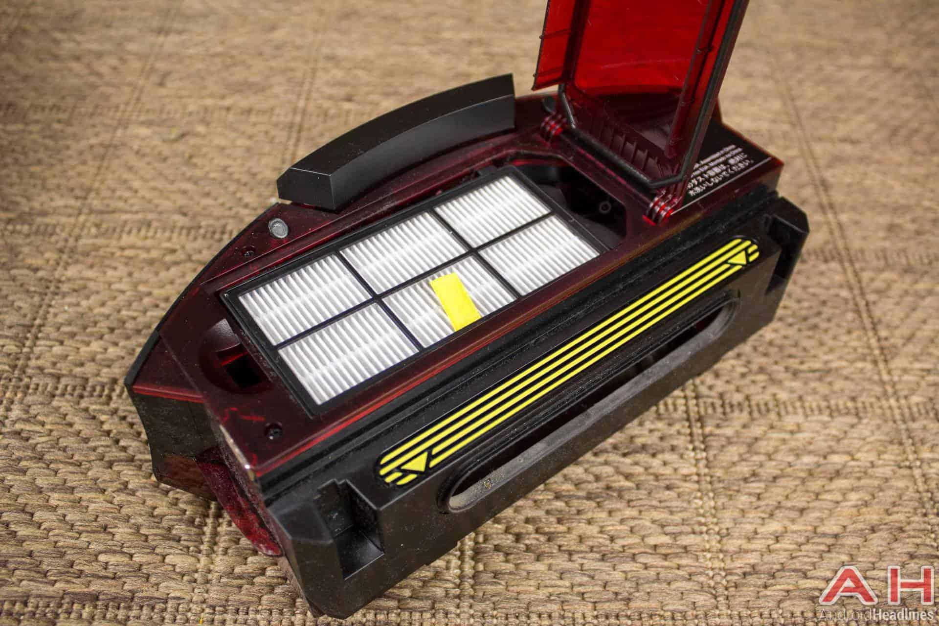 iRobot Roomba 980 AH NS hepa 1