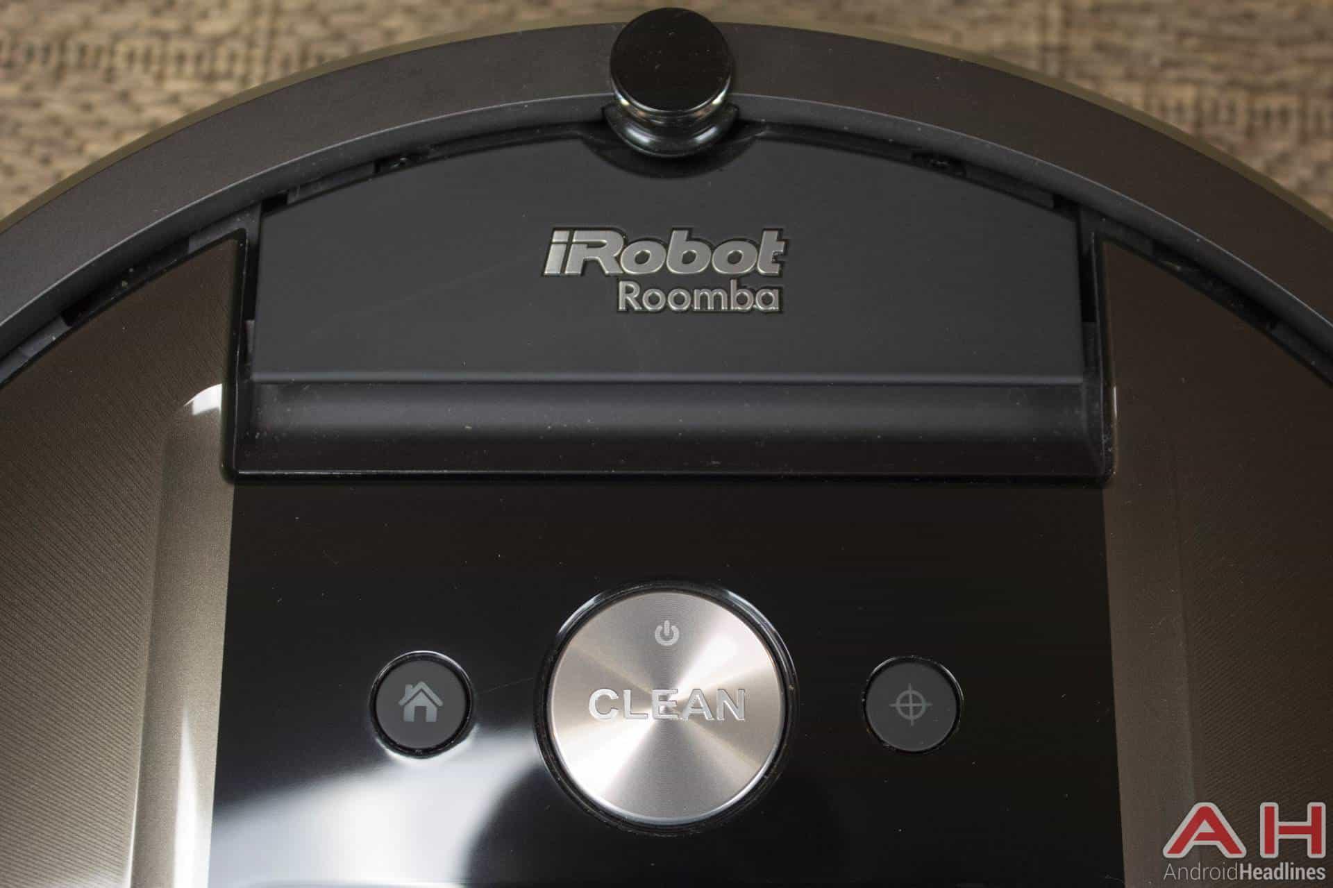 iRobot Roomba 980 AH NS top close