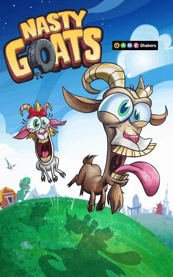 nasty goats 6
