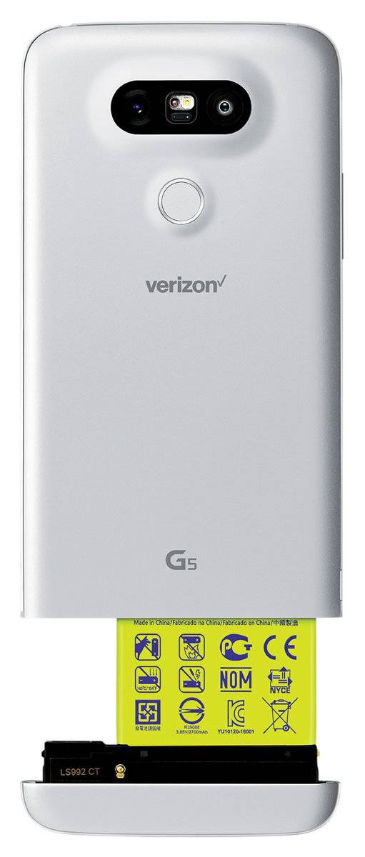 verizon lg g5 3