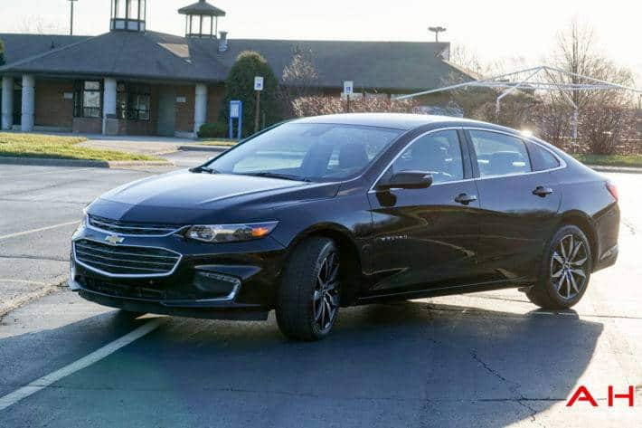2016 Chevy Malibu And Android Auto
