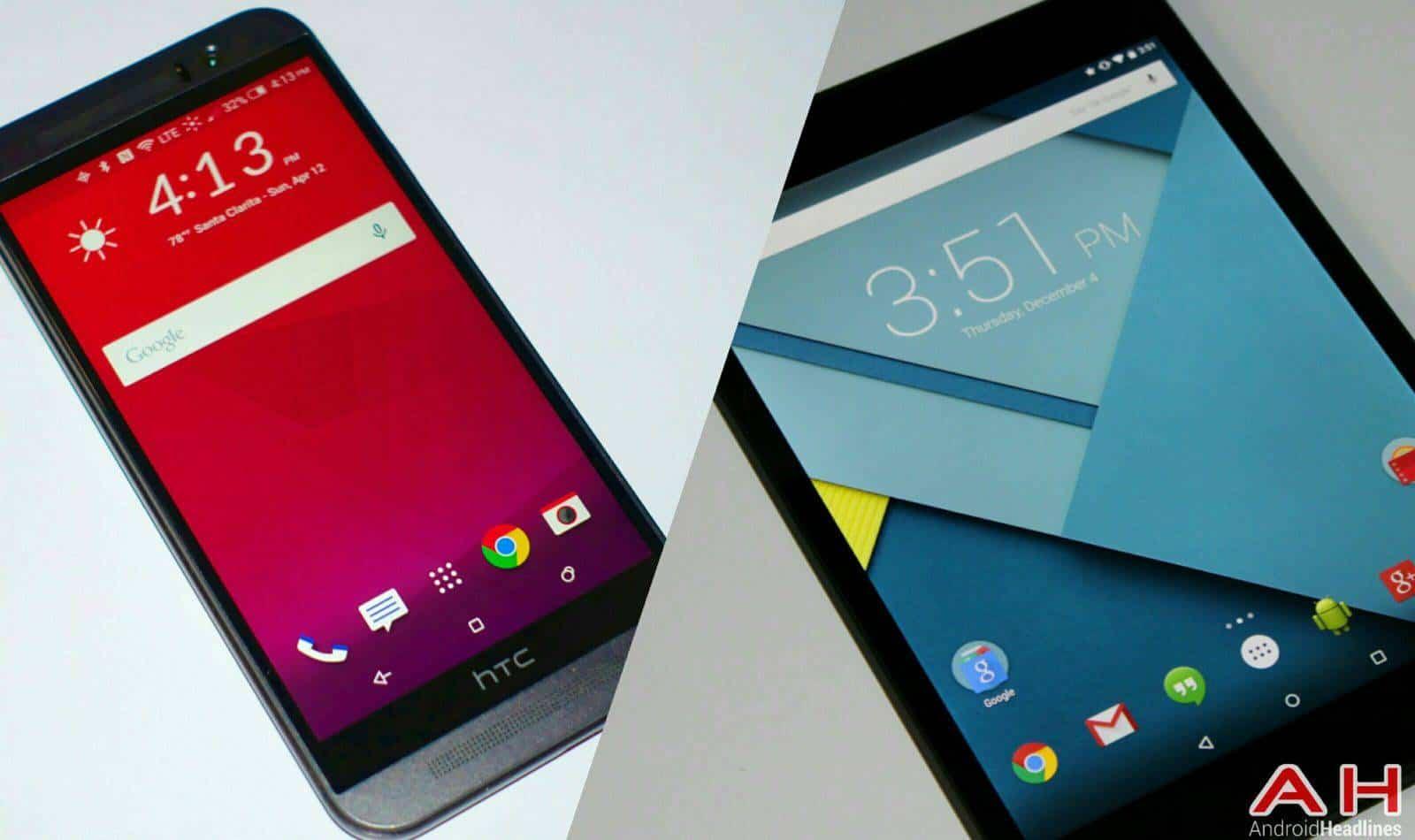 AH HTC One M9 and Nexus 9_1