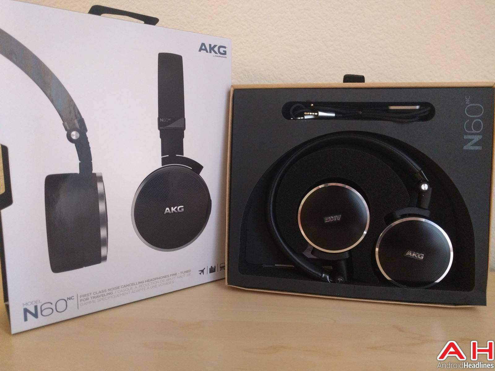 AKG N60 NC Headphones AH-42