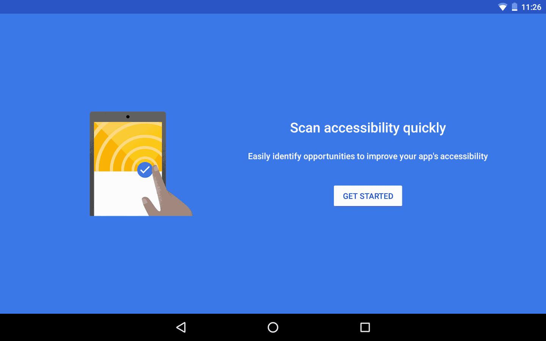Accessibillity Main