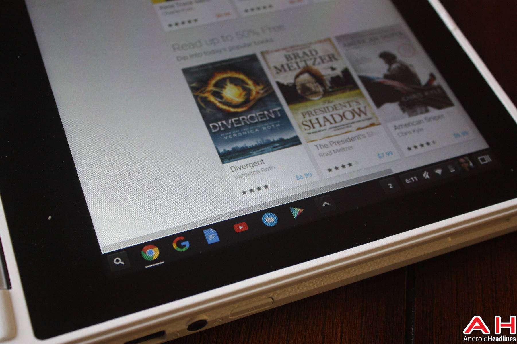 Acer Chromebook R11 Additional AH-8