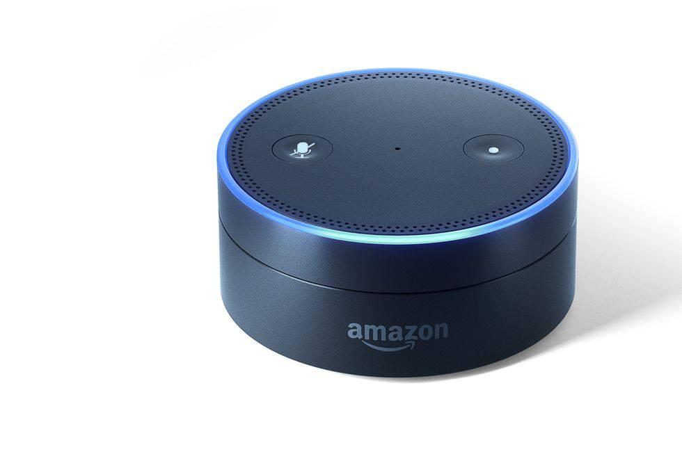 Amazon Echo Dot Official Render KK