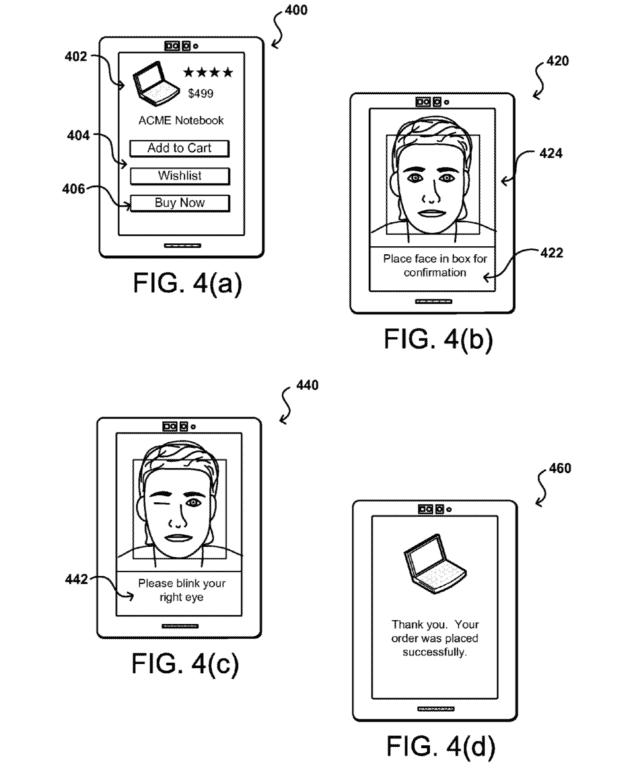Amazon_Selfie_Patent