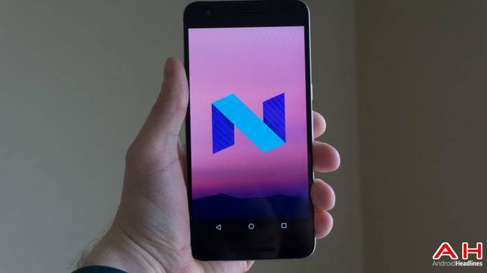 Android N AH 00069