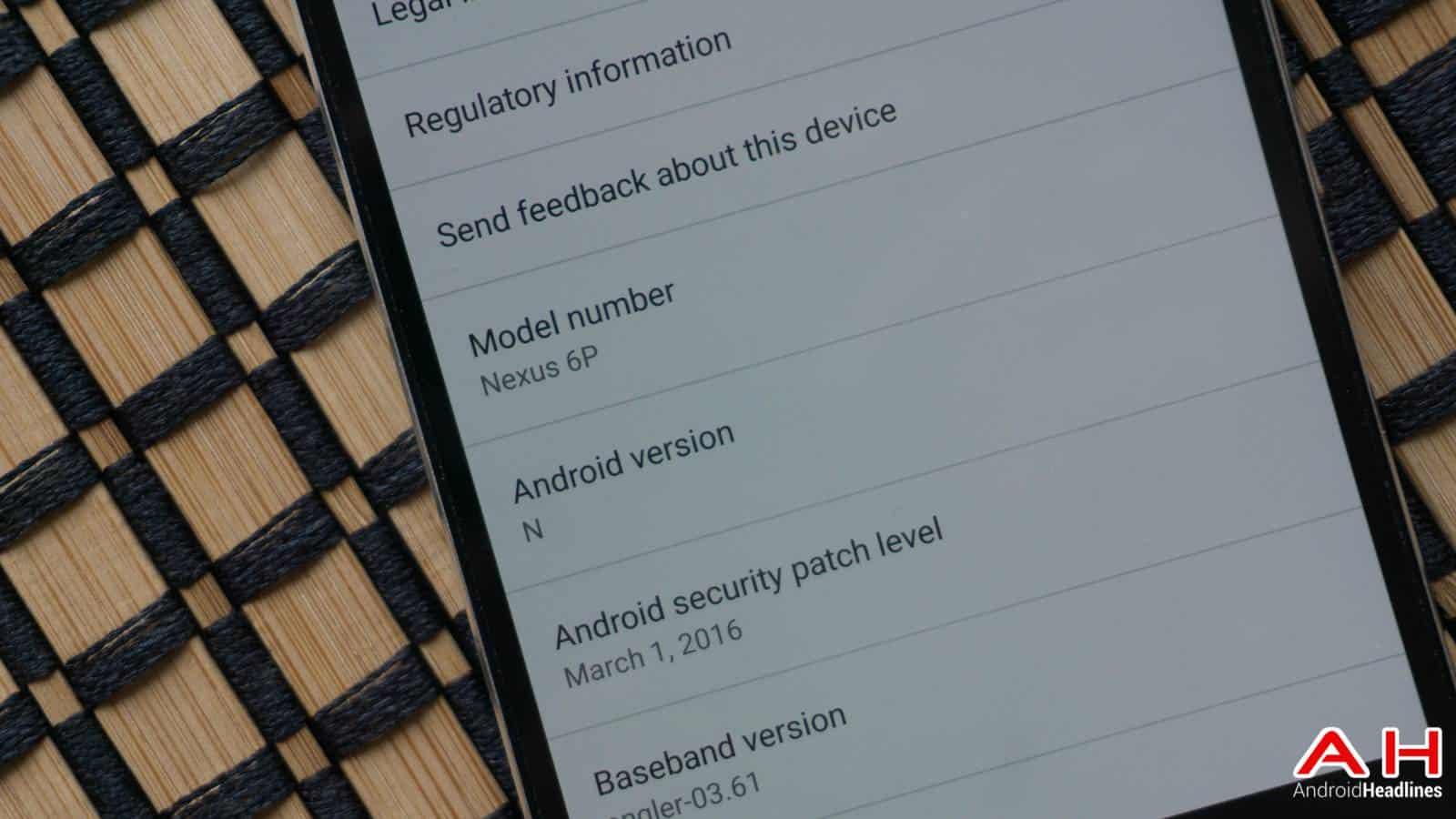 Android N AH 00076