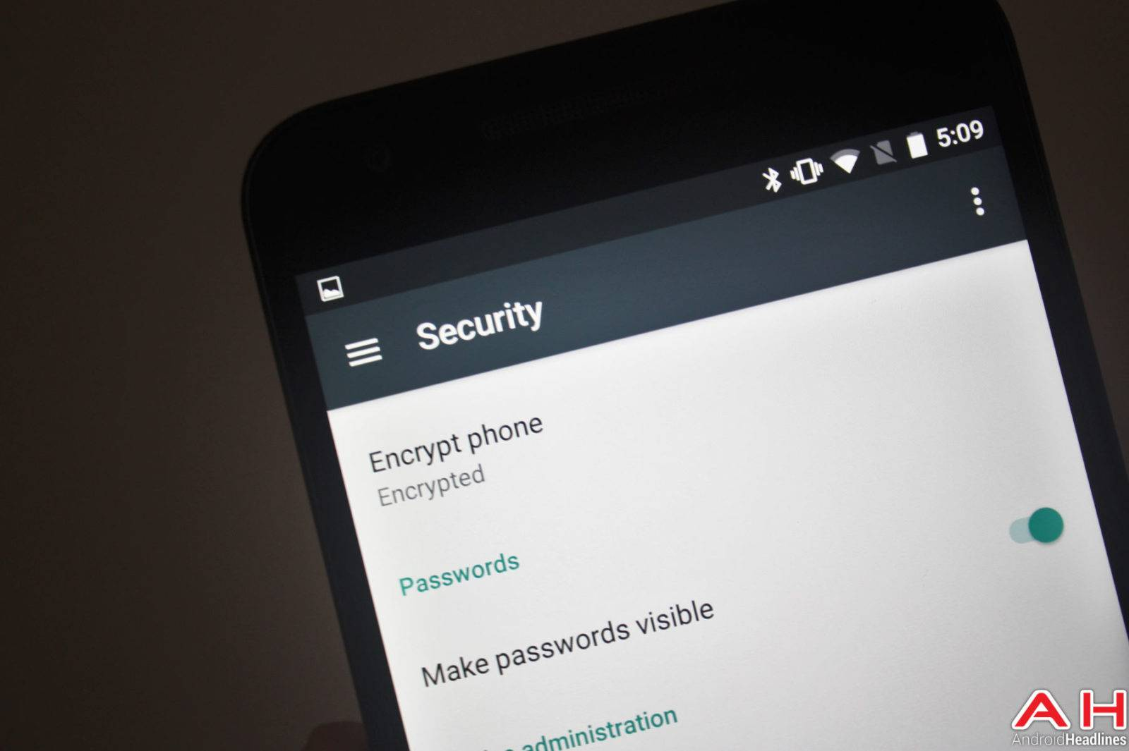 Android N Encryption AH 2-1