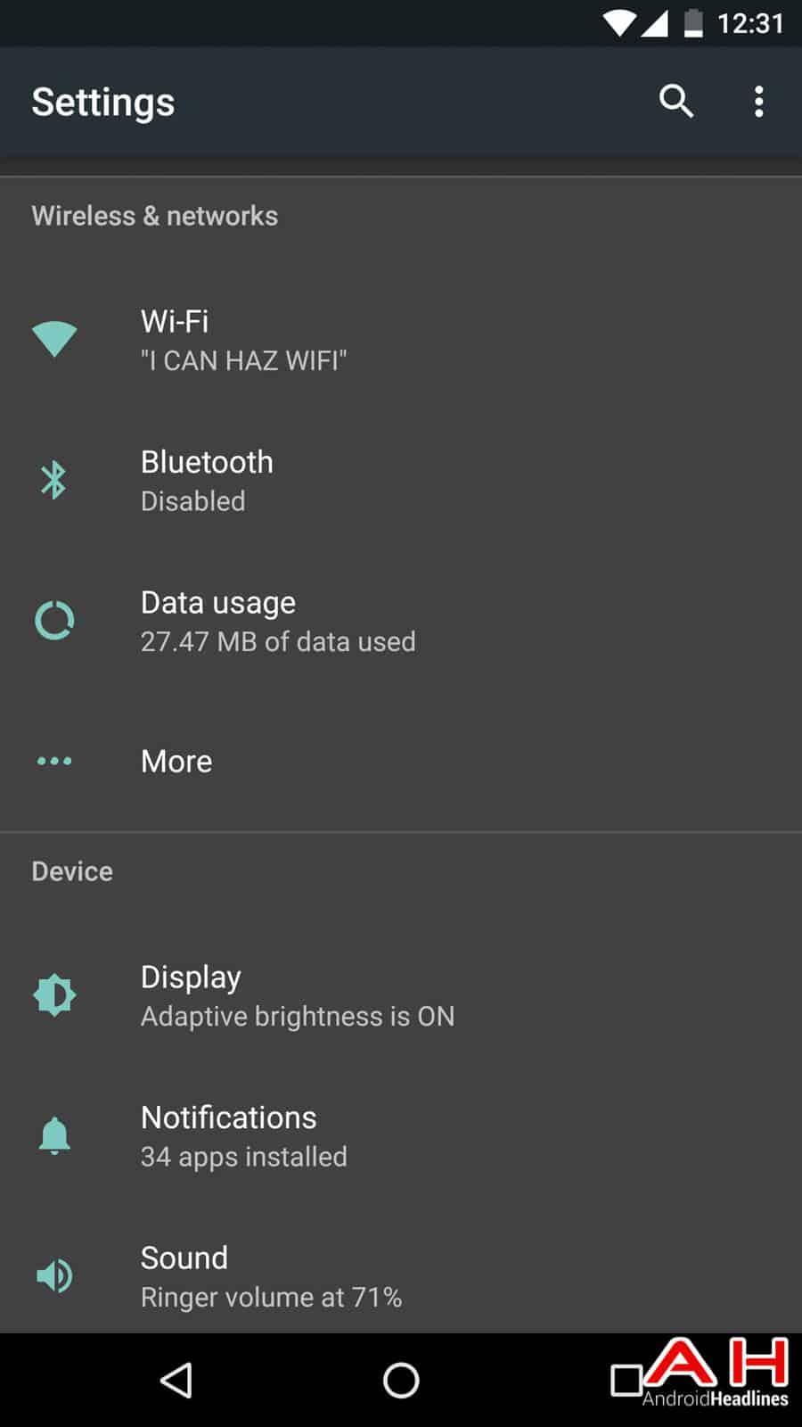 Android N Screenshots AH 003110