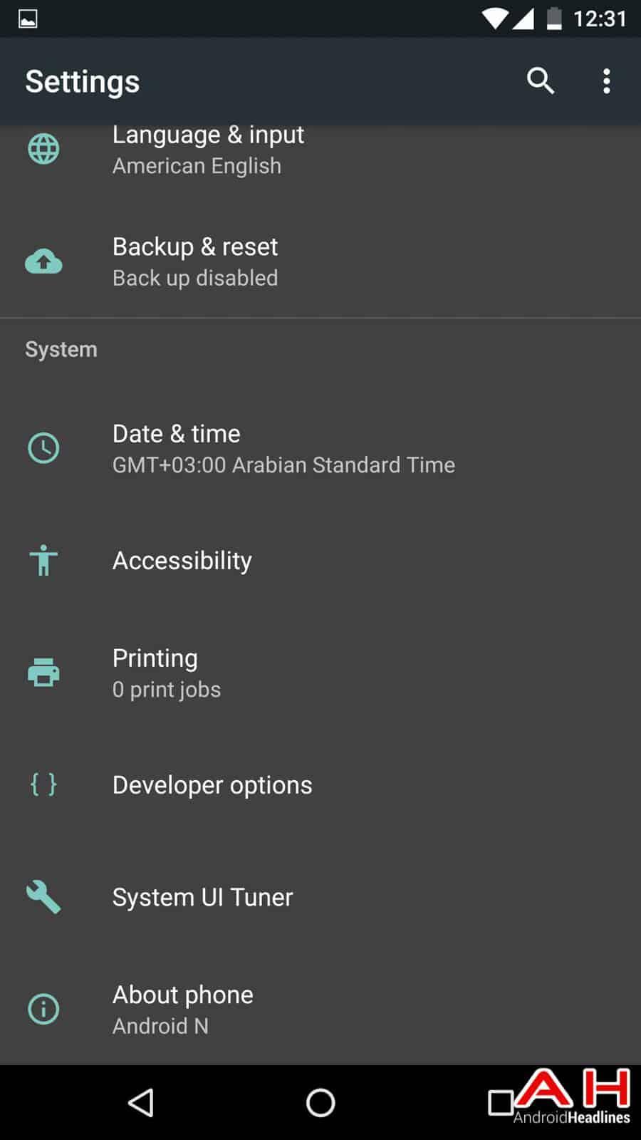 Android N Screenshots AH 003114
