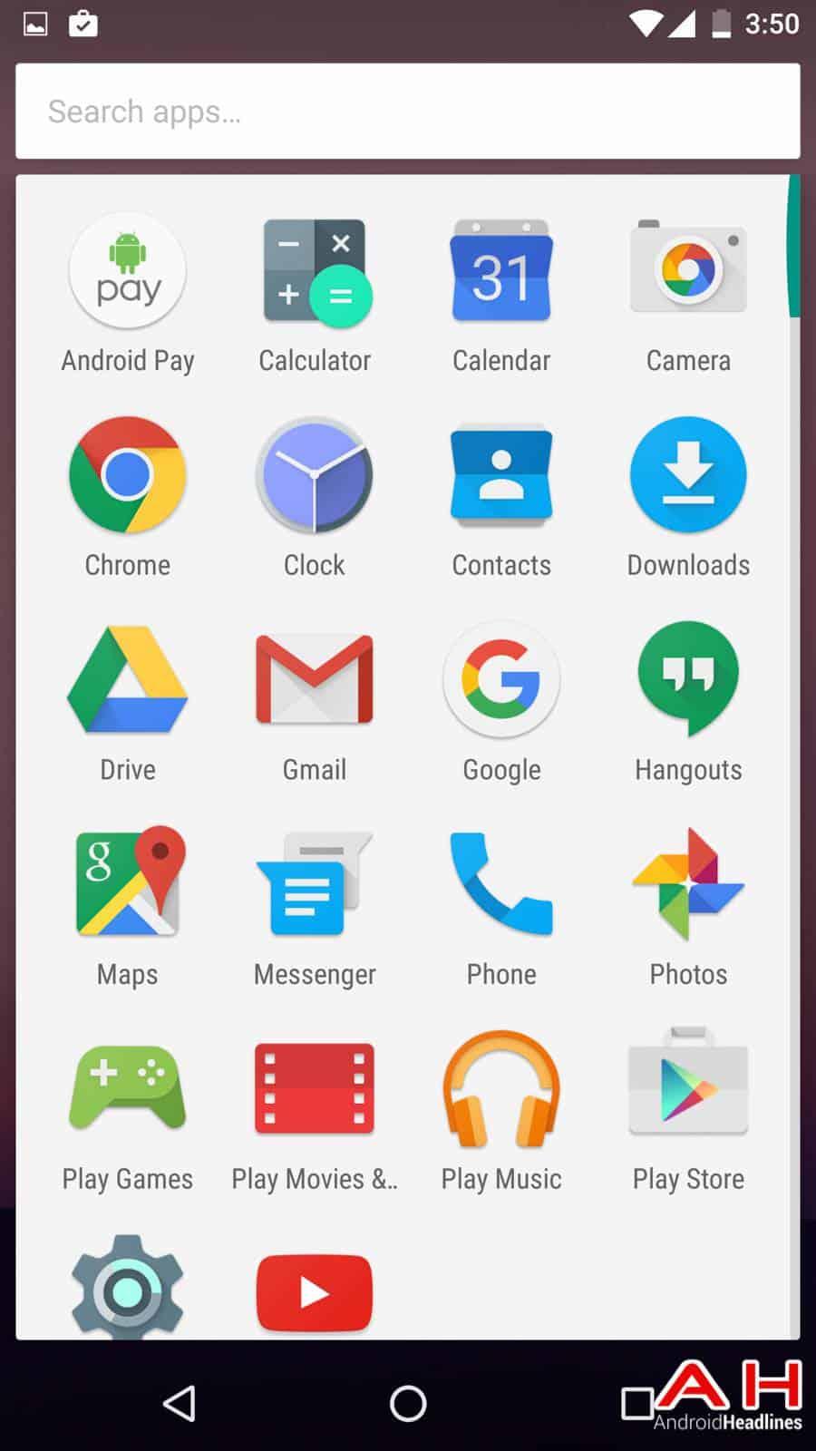 Android N Screenshots AH 155025