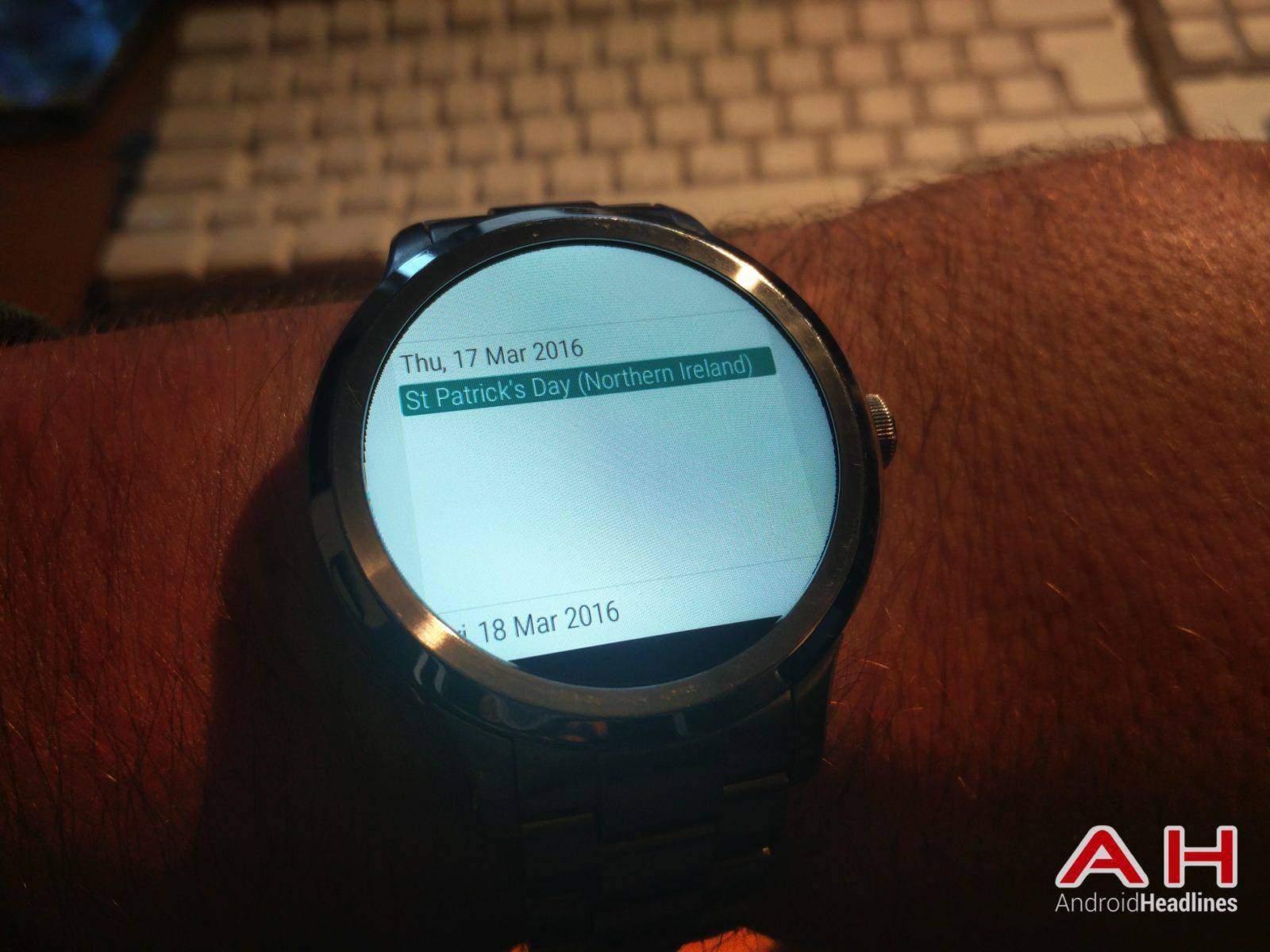 Appfour Calendar Android Wear AH