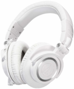 Audio Technica ATH M50x Professional Studio Monitor Headphones 02 1