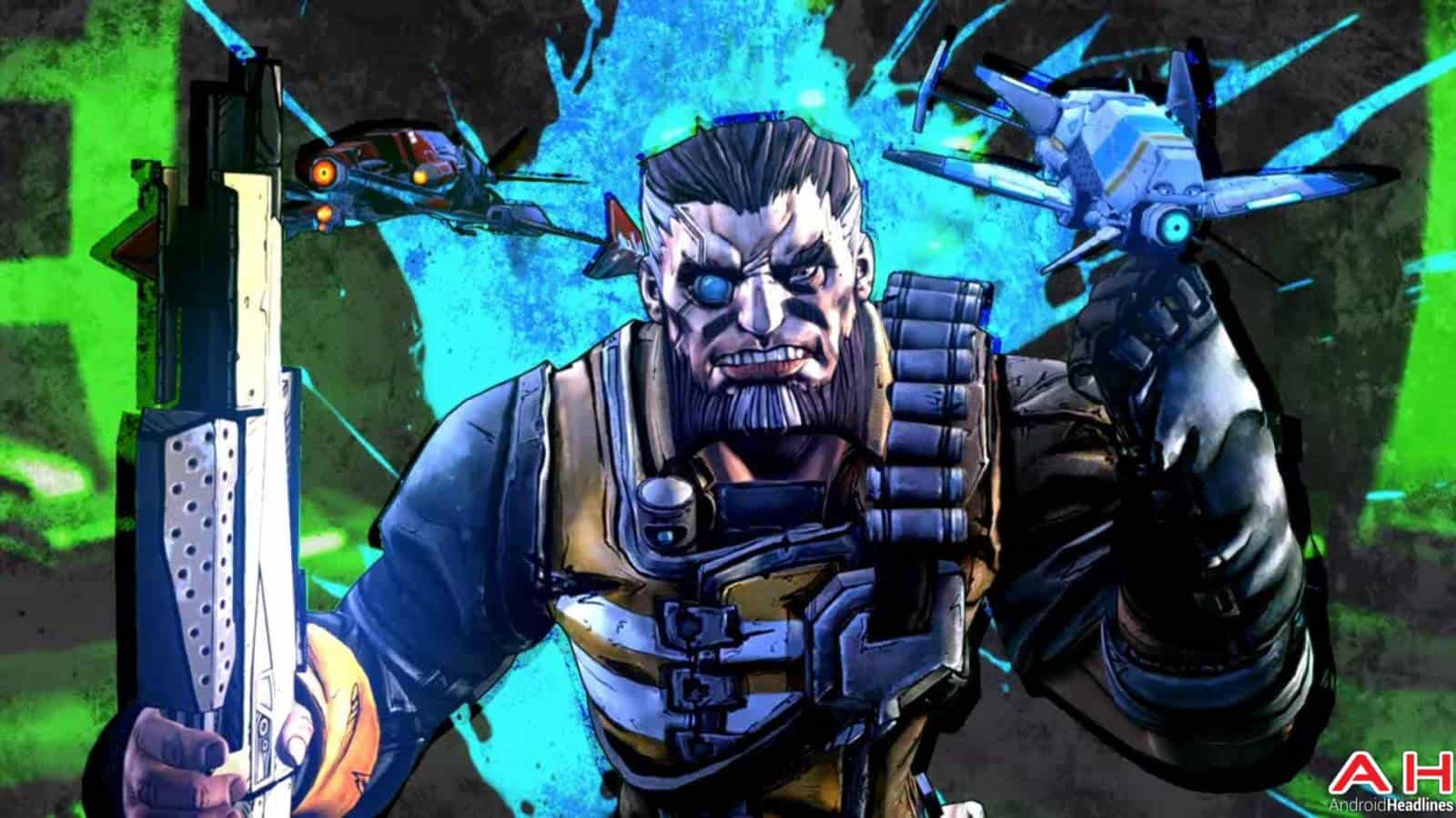 Borderlands The Pre Sequel Android TV AH-4