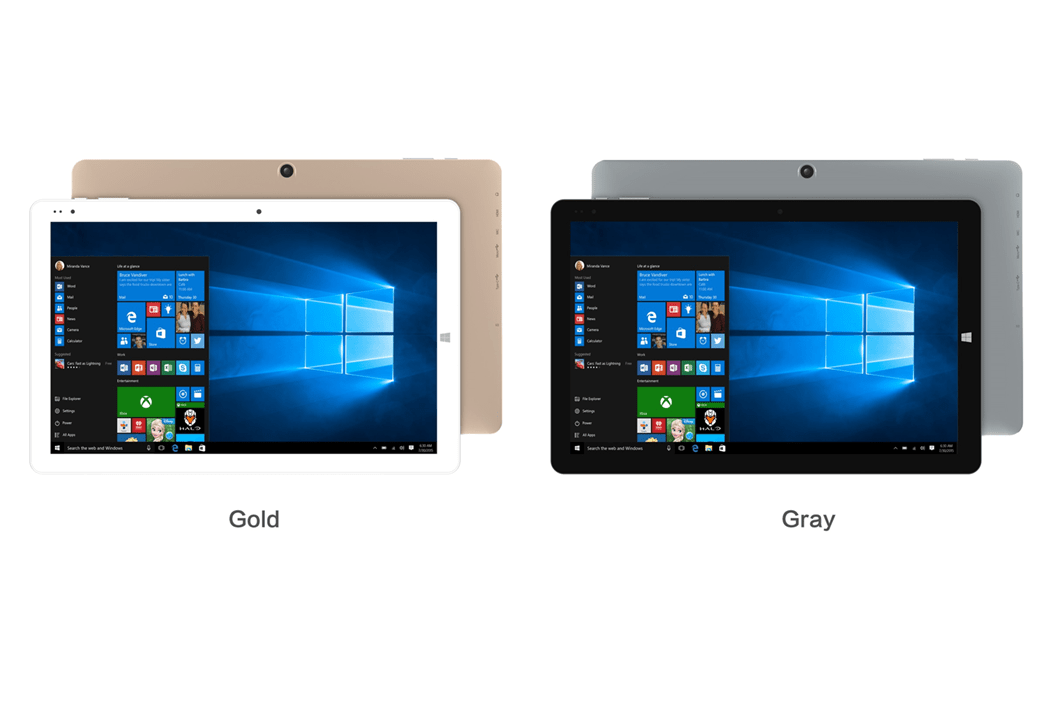Chuwi HiBook dual-boot hybrid tablet_2