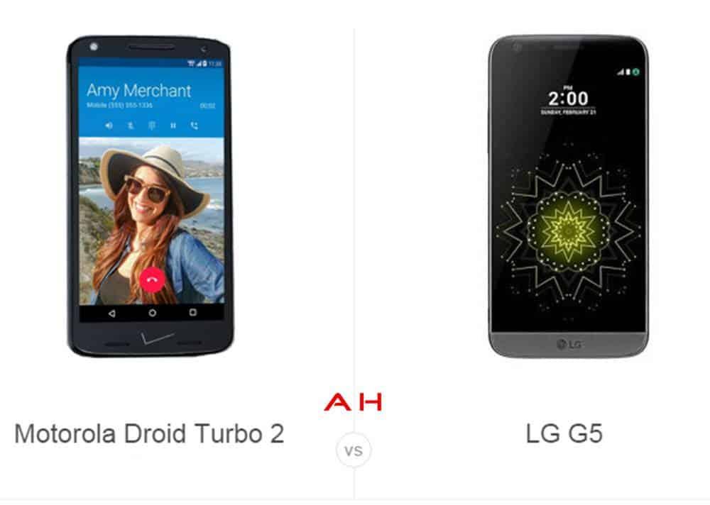 Droid Turbo 2 vs LG G5 cam AH